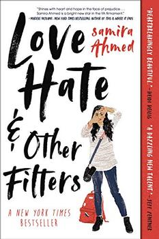 Book Jacket: Love, Hate and Other Filters
