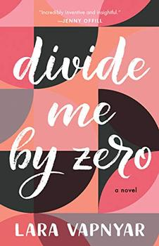 Book Jacket: Divide Me By Zero