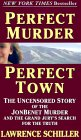 Perfect Murder, Perfect Town jacket