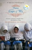 Three Cups of Tea by Greg Mortenson and David O. Relin cover