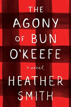 Book Jacket: The Agony of Bun O'Keefe