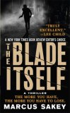 The Blade Itself by Marcus Sakey