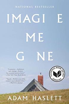 Book Jacket: Imagine Me Gone