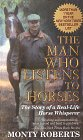 The Man Who Listens to Horses jacket
