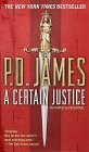 A Certain Justice by P.D. James