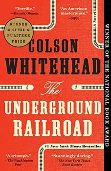 Book Jacket: The Underground Railroad