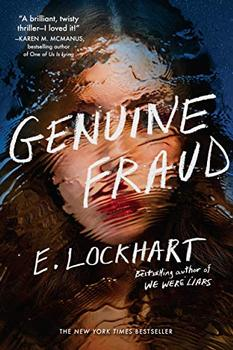 Book Jacket: Genuine Fraud