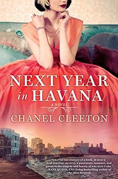 Book Jacket: Next Year in Havana