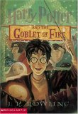 Harry Potter & The Goblet of Fire jacket