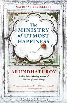 Book Jacket: The Ministry of Utmost Happiness