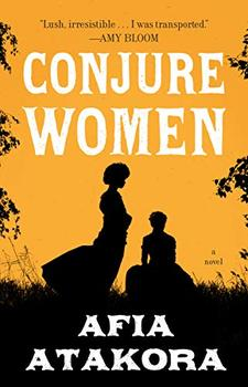 Book Jacket: Conjure Women