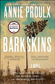 Book Jacket: Barkskins