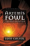 Artemis Fowl: The Opal Deception jacket