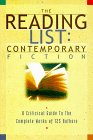 The Reading List Contemporary Fiction by David Rubel