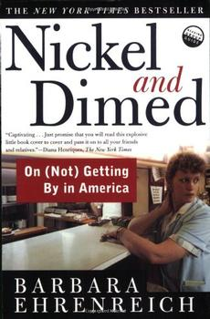 Nickel and Dimed Book Jacket