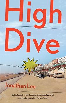 Book Jacket: High Dive