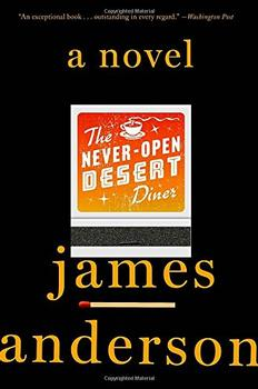 The Never-Open Desert Diner Book Jacket