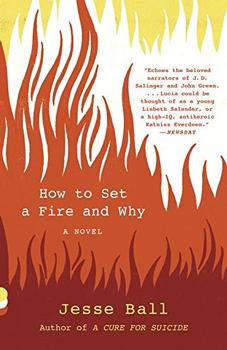 How to Set a Fire and Why jacket