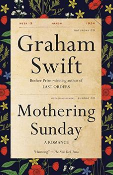 Book Jacket: Mothering Sunday