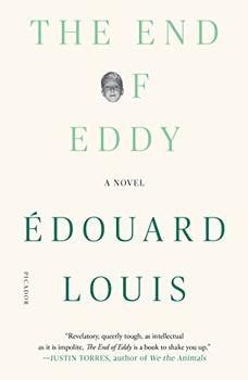 Book Jacket: The End of Eddy
