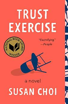 Book Jacket: Trust Exercise