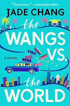 The Wangs vs. the World Book Jacket