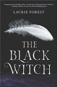 Book Jacket: The Black Witch