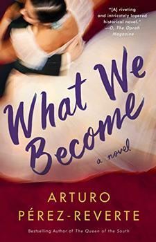 Book Jacket: What We Become
