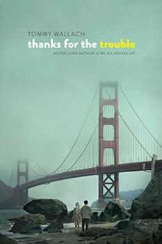 Book Jacket: Thanks for the Trouble