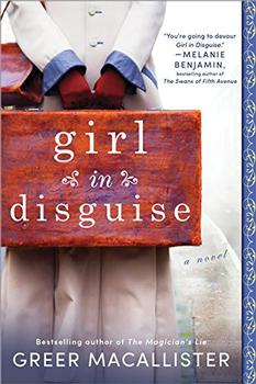 Girl in Disguise Book Jacket