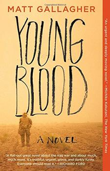 Book Jacket: Youngblood