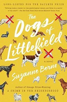 Book Jacket: The Dogs of Littlefield