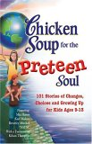 Chicken Soup For The Preteen Soul jacket