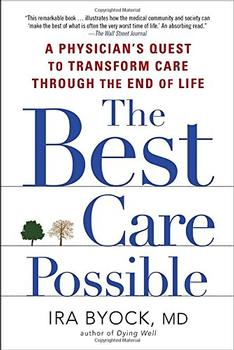 The Best Care Possible Book Jacket