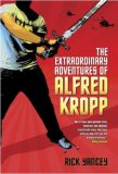 The Extraordinary Adventures of Alfred Kropp jacket