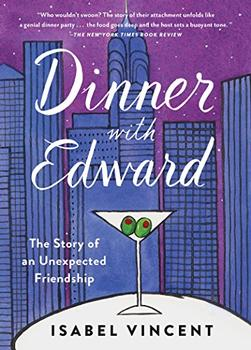 Dinner with Edward by Isabel Vincent