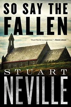 Book Jacket: So Say the Fallen