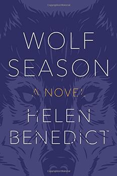 Book Jacket: Wolf Season