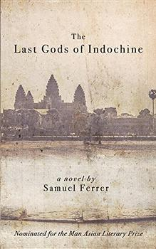 Book Jacket: The Last Gods of Indochine