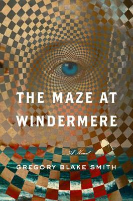 Book Jacket: The Maze at Windermere