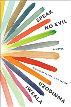 Book Jacket: Speak No Evil