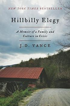 Book Jacket: Hillbilly Elegy