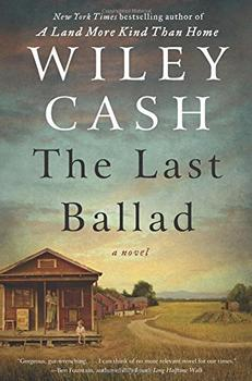 Book Jacket: The Last Ballad