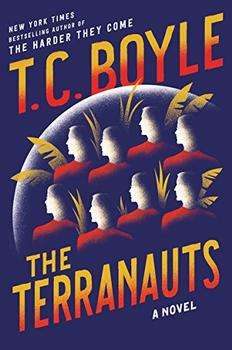 Book Jacket: The Terranauts
