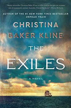 Book Jacket: The Exiles
