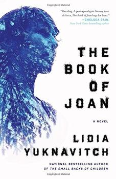Book Jacket: The Book of Joan