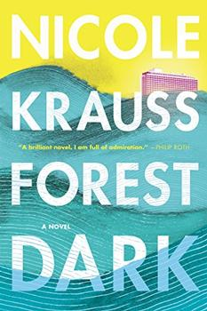 Book Jacket: Forest Dark