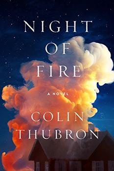 Book Jacket: Night of Fire