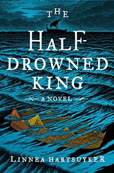 Book Jacket: The Half-Drowned King