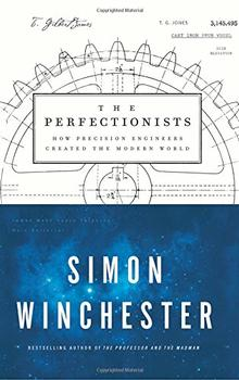 Book Jacket: The Perfectionists